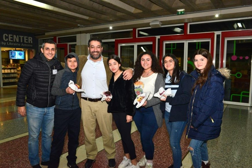 Discovering the Cosmos at NDU  11