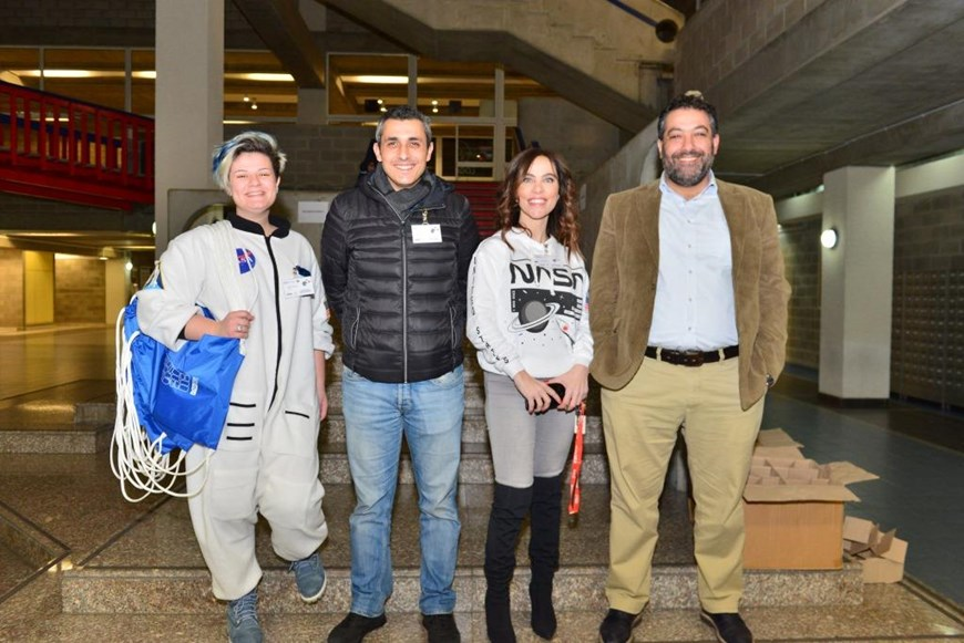 Discovering the Cosmos at NDU  14