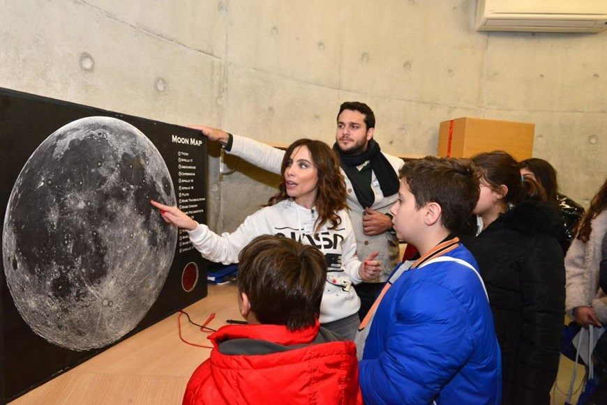 Discovering the Cosmos at NDU 7