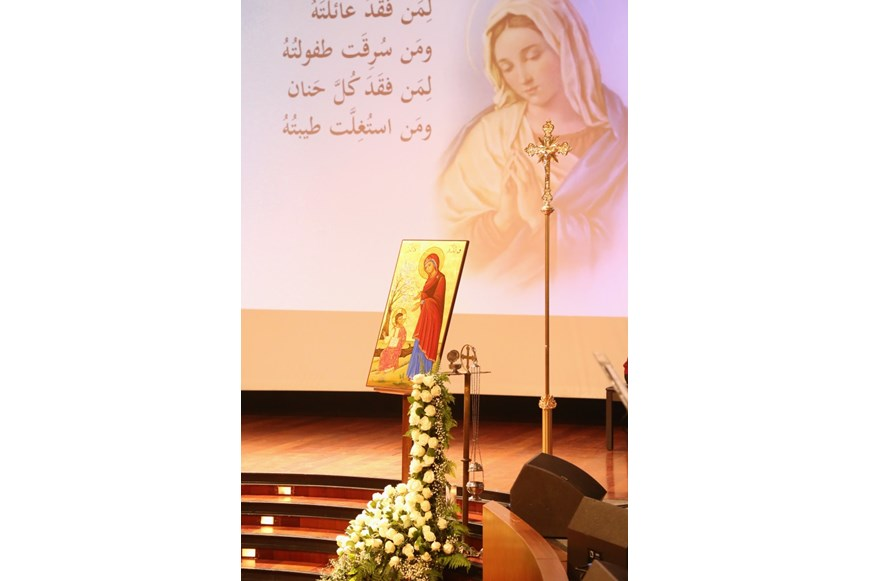 Immaculate Conception Marian Prayer Evening 2017 10