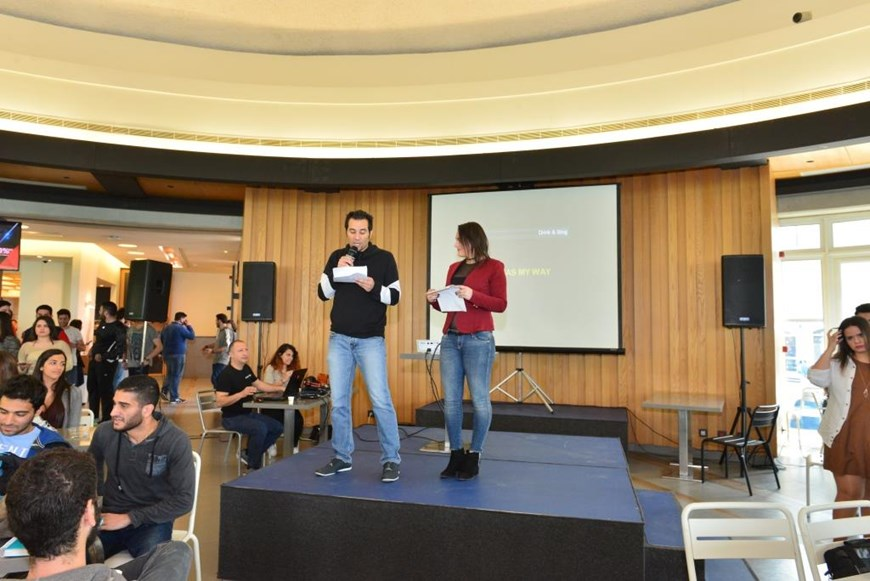 Karaoke Event at NDU 2017 1