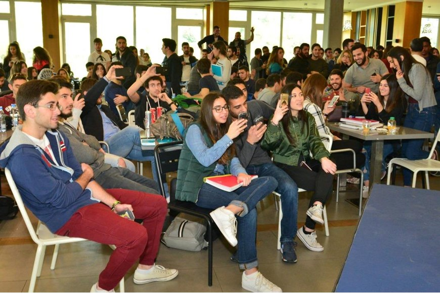 Karaoke Event at NDU 2017 6