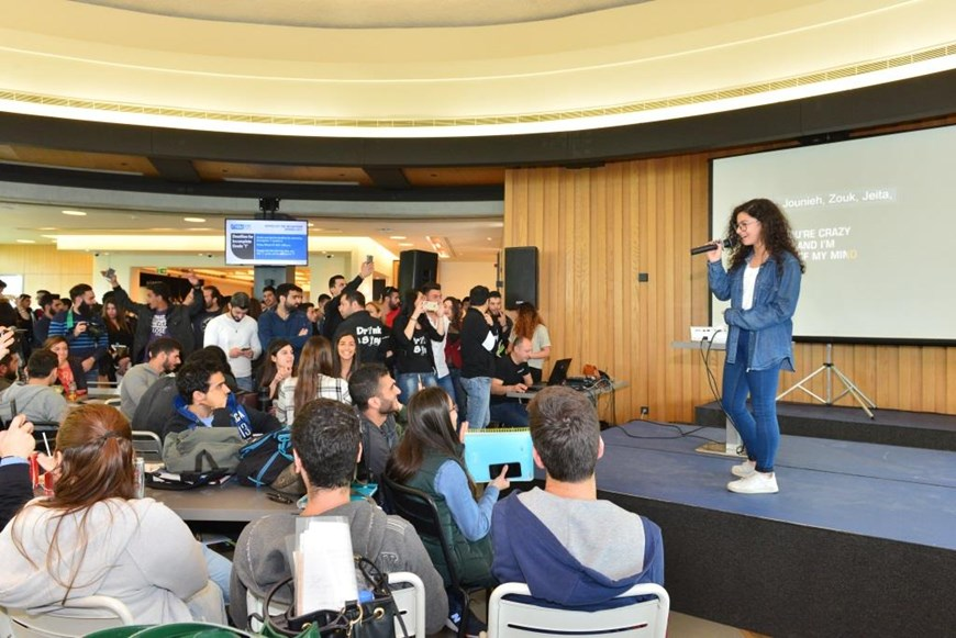 Karaoke Event at NDU 2017 7