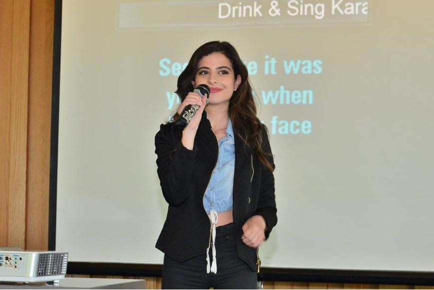 Karaoke Event at NDU 2017 14