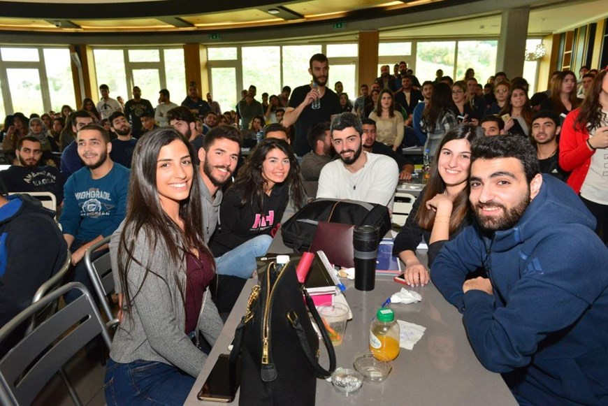 Karaoke Event at NDU 2017 18