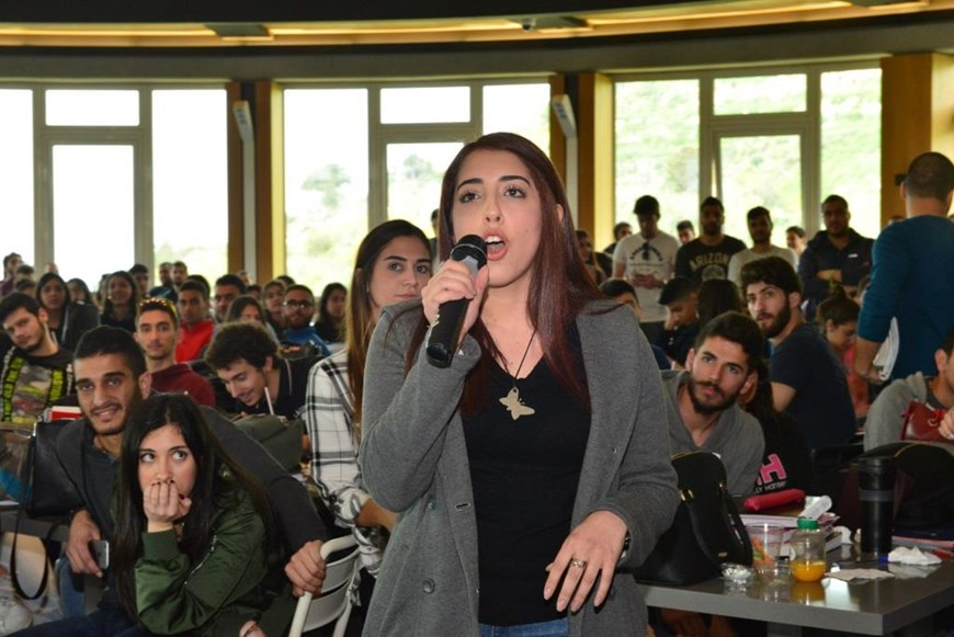 Karaoke Event at NDU 2017 19