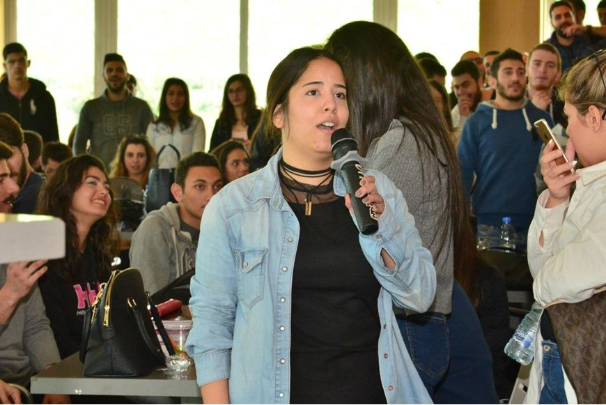 Karaoke Event at NDU 2017 20