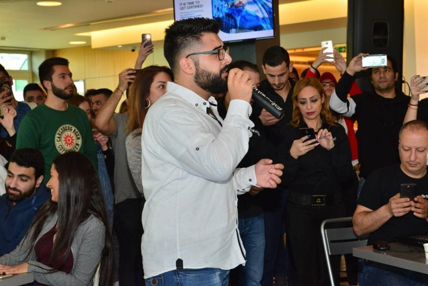 Karaoke Event at NDU 2017 22