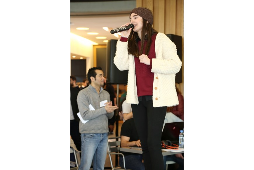 Karaoke Event at NDU 2017 38