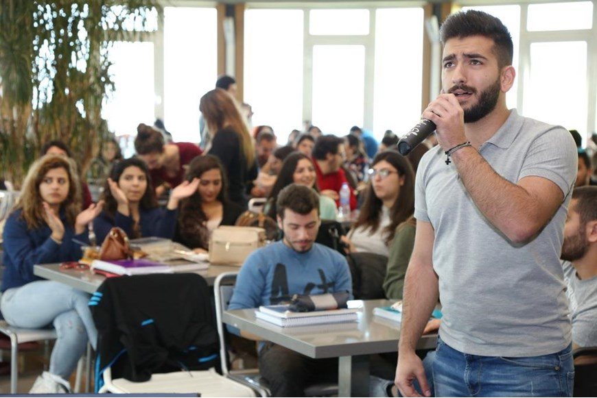 Karaoke Event at NDU 2017 39