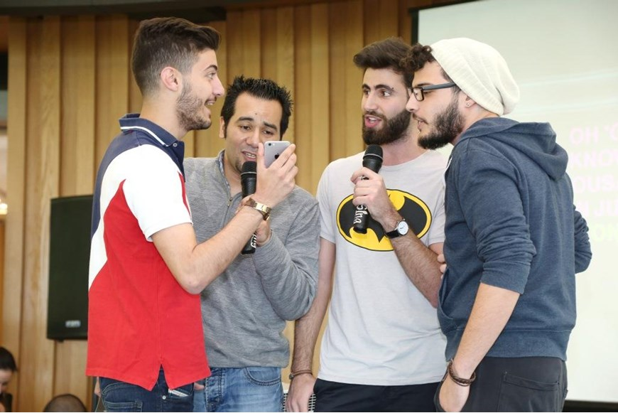 Karaoke Event at NDU 2017 42
