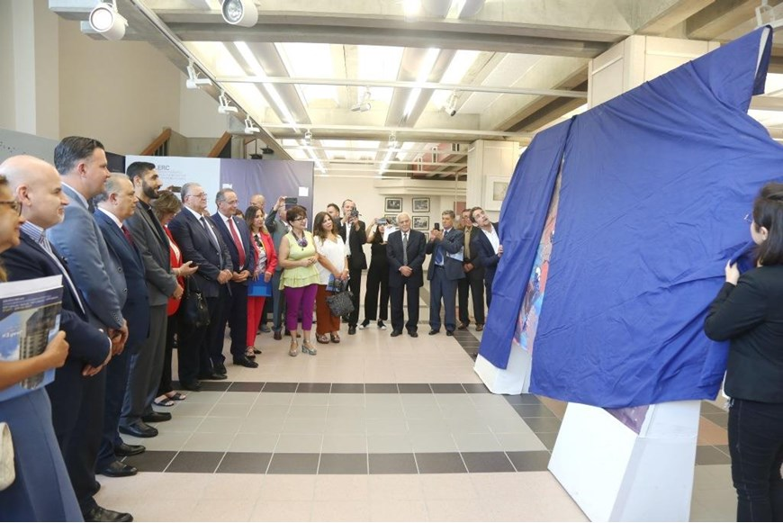 Migration and Art Event Held at NDU Lebanon and Migration Museum 12