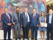 Migration and Art Event Held at NDU Lebanon and Migration Museum 20