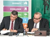 MoU Signed Between NDU and LAU 10
