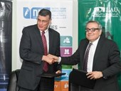 MoU Signed Between NDU and LAU 12