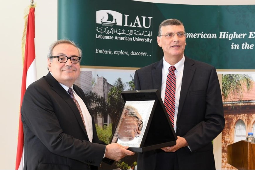 MoU Signed Between NDU and LAU 14