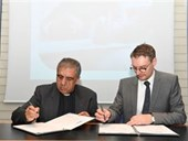 MoU between NDU and BMW 7