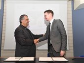 MoU between NDU and BMW 8