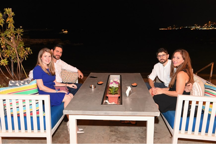 NDU Alumni Association Engineering Group Sunset Gathering  10