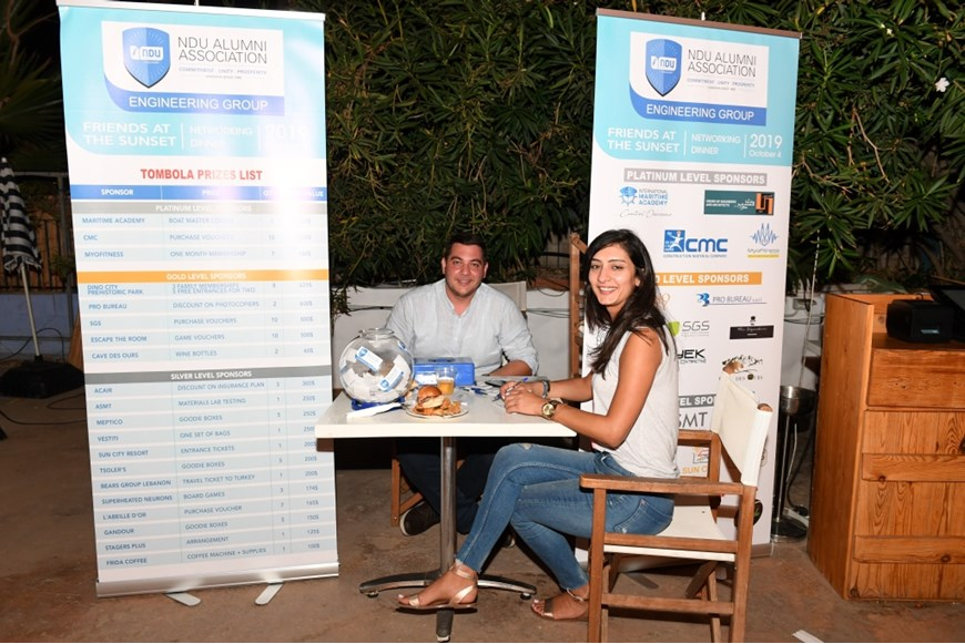 NDU Alumni Association Engineering Group Sunset Gathering  47