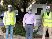 NDU Engineering Professor Works with Alumni and Students on Beirut Relief Effort 2