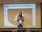 NDU Founders Day 2017 Auditions 6