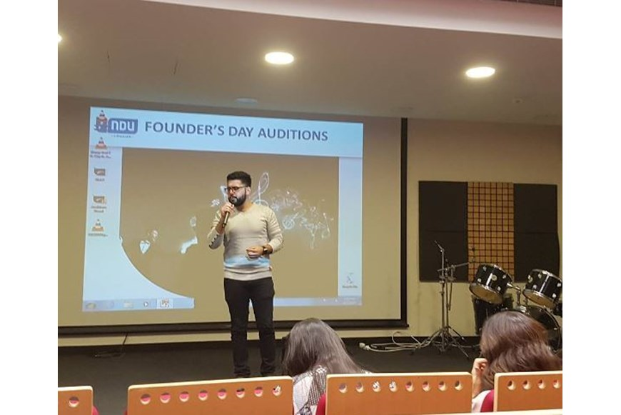 NDU Founders Day 2017 Auditions 9