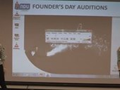 NDU Founders Day 2017 Auditions 17
