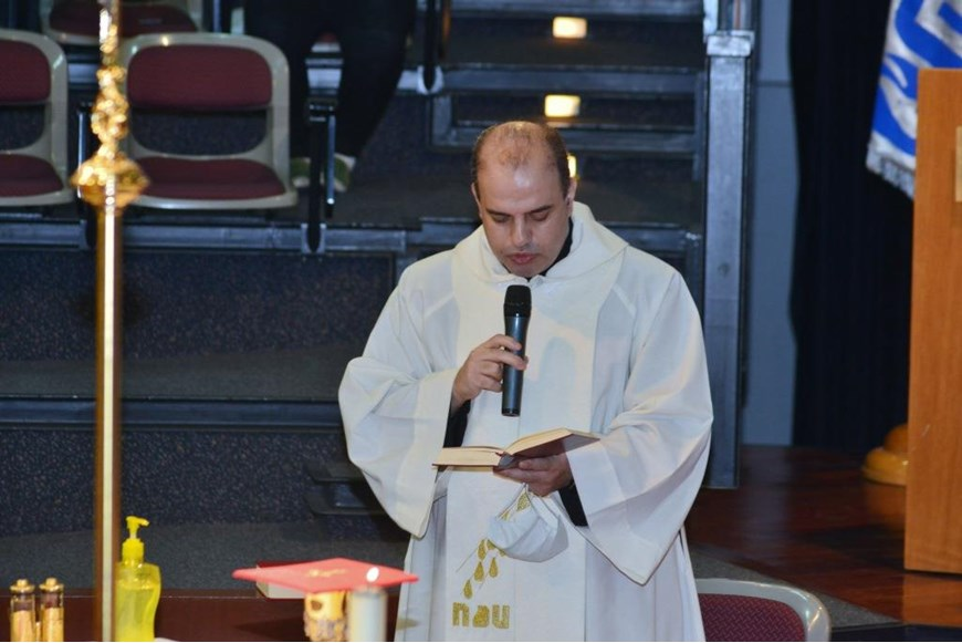 NDU Holds Memorial Mass for our Beloved Student Joe Akiki  18