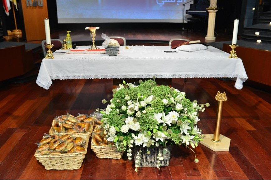 NDU Holds Memorial Mass for our Beloved Student Joe Akiki  2