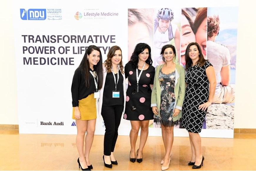 NDU Hosts First Conference on Lifestyle Medicine in Lebanon 3