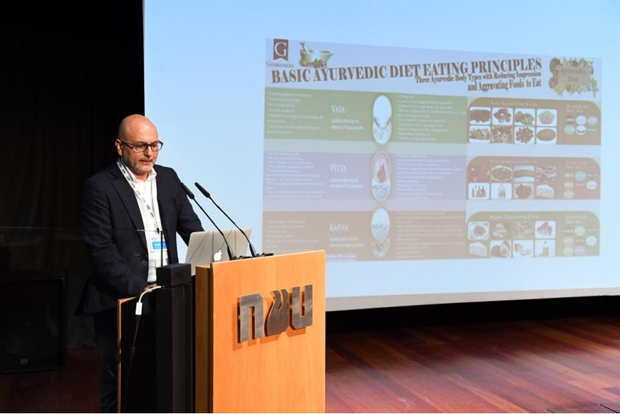 NDU Hosts First Conference on Lifestyle Medicine in Lebanon 11
