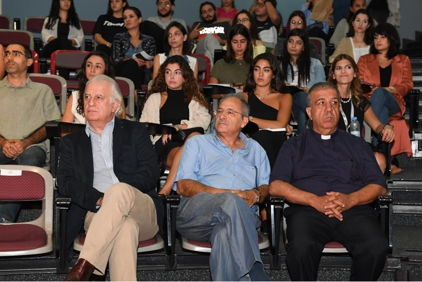 NDU Hosts First Conference on Lifestyle Medicine in Lebanon 17