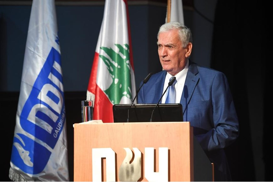 NDU Hosts First Conference on Lifestyle Medicine in Lebanon 21