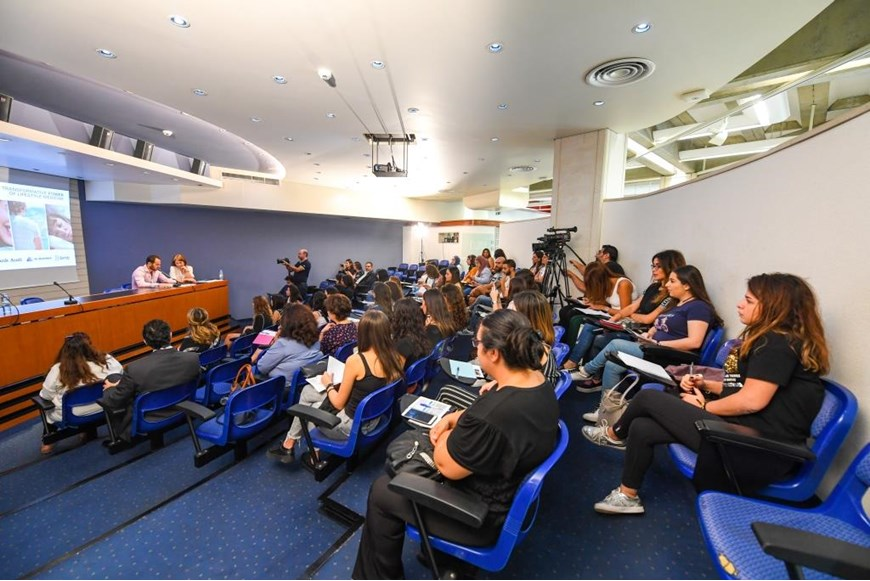 NDU Hosts First Conference on Lifestyle Medicine in Lebanon 39