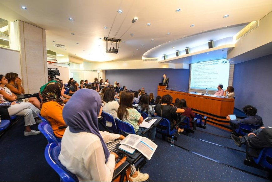 NDU Hosts First Conference on Lifestyle Medicine in Lebanon 41