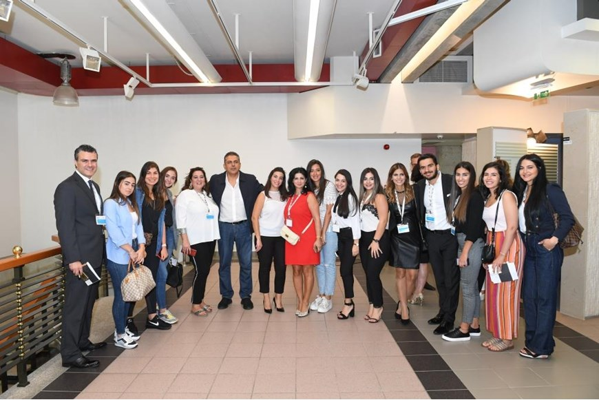 NDU Hosts First Conference on Lifestyle Medicine in Lebanon 47