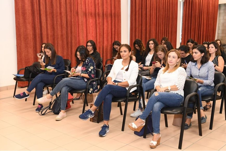 NDU Hosts First Conference on Lifestyle Medicine in Lebanon 55