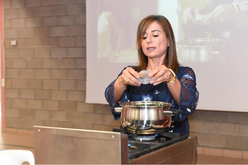 NDU Hosts First Conference on Lifestyle Medicine in Lebanon 56
