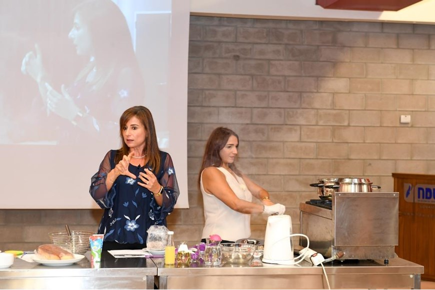 NDU Hosts First Conference on Lifestyle Medicine in Lebanon 57