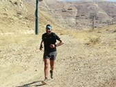NDU Professor Completes Everesting Run for Red Cross 2