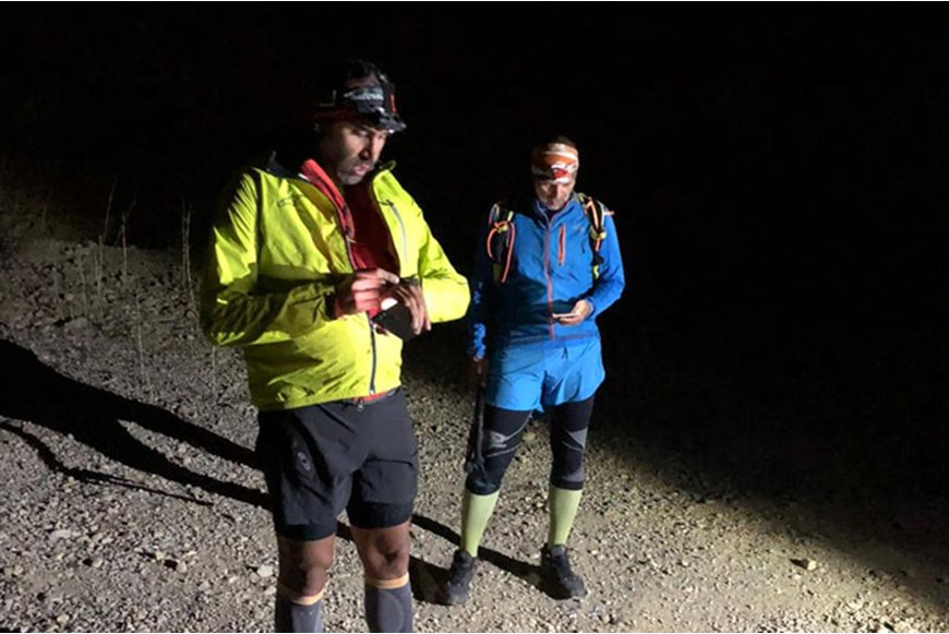NDU Professor Completes Everesting Run for Red Cross 4