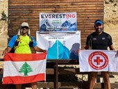 NDU Professor Completes Everesting Run for Red Cross 6