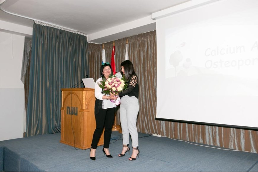 NDU SC Hosts Public Lecture on Osteoporosis 6