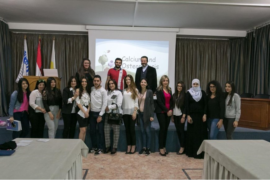 NDU SC Hosts Public Lecture on Osteoporosis 8