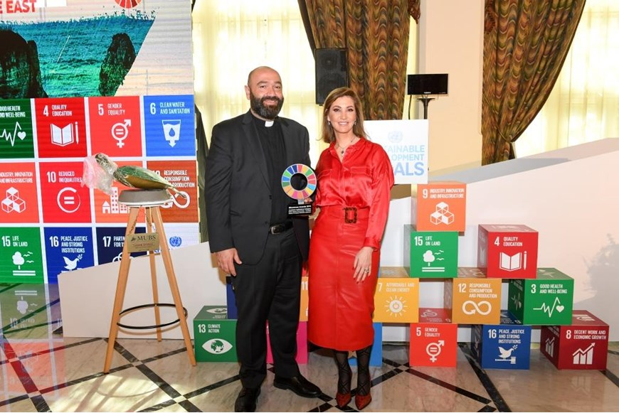 NDU Secures SDG Award for the Second Year Running 17