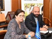 NDU Signs MOU with UNDP in Lebanon on Environment and Climate Change 7