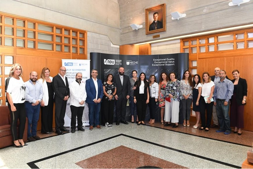 NDU Signs MOU with UNDP in Lebanon on Environment and Climate Change 12