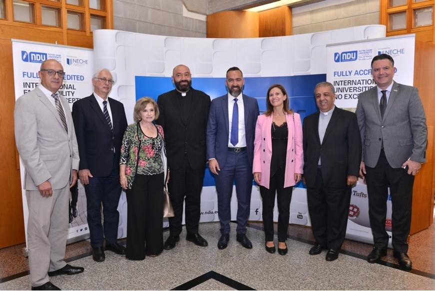 NDU Signs MoU with Growth Technology LLC 2