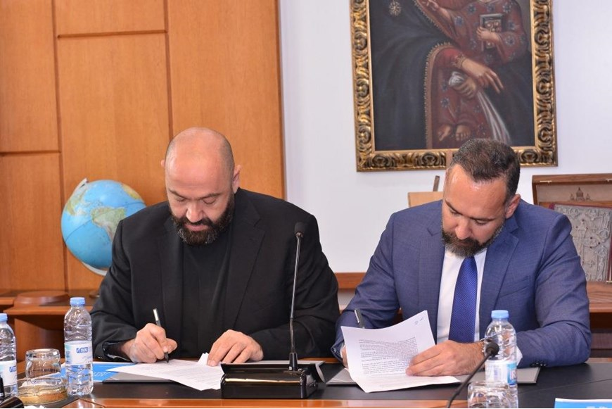 NDU Signs MoU with Growth Technology LLC 20
